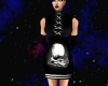 Gothic:Maternity:Dress