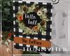 H. The LaRues Fall Sign