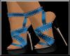 His Addiction Heels-Blue