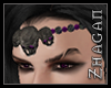 [Z] Necrom.Circlet purp.