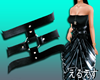 LS SHINY leather corset