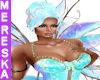 Anais Blue Fairy Hair