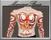 Fire Tribal Tattoos Body