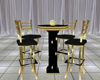 Gold/Club Hight chair