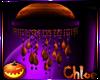 Spookalicious Chandalier