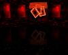 (N) red heart room