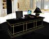 BlacknGld Executive Desk