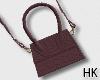 HK`Croc Bag4
