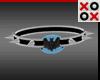 Blue Bat Garter