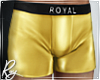 Royal Gold Boxers