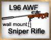 Sniper Rifle (wallmount)