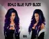 bayla blue purp black