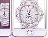 Ice Cold Diamond Watch.