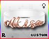 ☢! Akisa Collar Rose