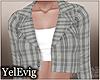[Y] Tina grey jacket