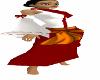 Kagome Miko Kimono