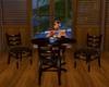 Coffee/Ice Tea Table