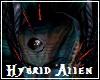 Hybrid Alien Face Spikes