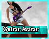 Guitar Action Avatar