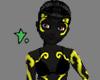 Neon Rave Skin Yellow F