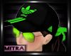 ! Adidas Cap B/Green F