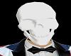 Skeleton head skull face