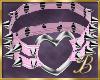 Love Punk Pink choker