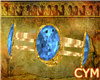 Cym Isis Armband L