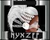 DJ Cyborg Vision White