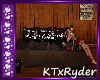 {KT} Rustic Low Couch