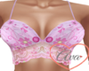T Lexy Flower Pink