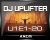 [KROM] DJ UPLIFTER VOL.1