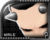 m.. Mini Horns Silver M