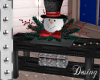 Christmas Snowman Tbl.