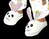 Soft white bunny