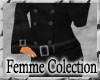 SVN Black Winter Coat