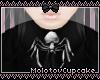 Spider Brooch - Silver
