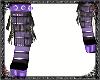 Feetures Purple