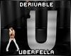 Derivable Letter U