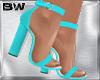 Turquoise Heels TL