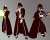 GothicMobster Suit