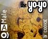 jm| YoYo Cookie (M)