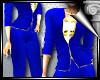 d3✠ Blue Elegant Suit