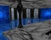 Gothic Blue Club Room