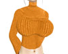 Orange Sweater Bimbo