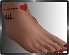 Loved Feet Ink