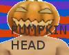 pumpkin head Male