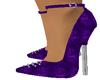 Vintage Purple Pasiley