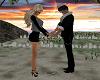 ( k) Angel Couple Pray