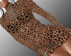 Leopard -Dress
